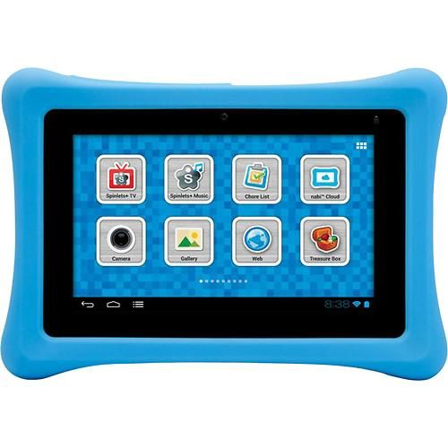 Nabi 2 Tablet 8GB: Awesome Android tablet for grade-schoolers that grows with your kid.: Kids Tablet, Kids Stuff, Gifts Ideas, Bumper Cases, Nabi Bumper, Tech Gifts, Android Tablet, Nabi Cases, Awesome Android