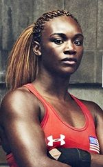Claressa Shields already owns a piece of the history books as the first American woman to win gold in boxing and become the first American boxer (male or female) ever to win gold in back-to-back Olympic Games ...She has inspired her hometown of Flint and women across the world with her story of overcoming a difficult childhood and intense adversity to become the greatest female boxer in the world.