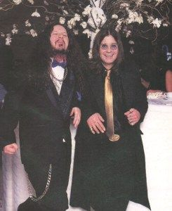 Ozzy and dime