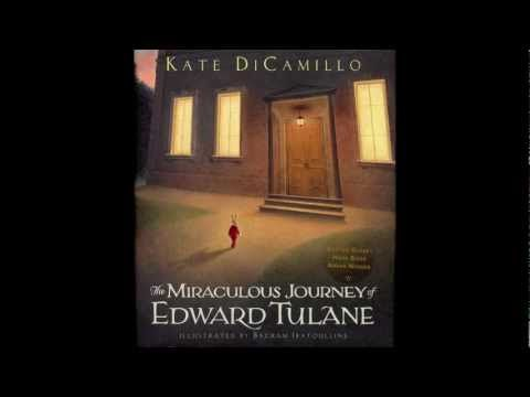 The Miraculous Journey of Edward Tulane Book Trailer - YouTube