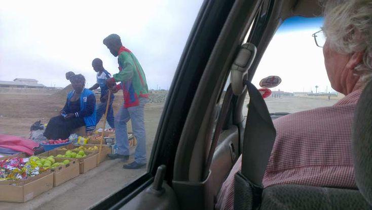 Swakopmund shared taxi