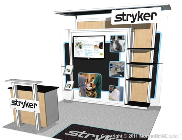 Exhibition Booth Table : Best trade show booths exhibits displays