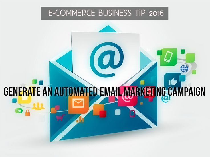 Email marketing is the bedrock of effective e-commerce marketing strategies, it's still one of the best methods for influencing your customers and convincing them to buy from you.