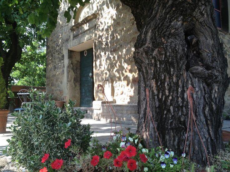 La Chiesetta - Carbonara: ricordo festa d'estate