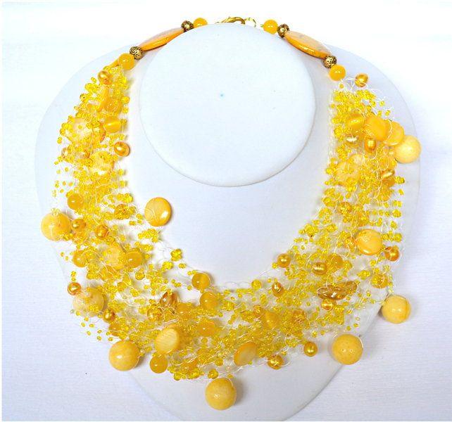 Collana di Perle di MarutaRiktere su DaWanda.com