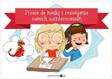 Prawa dziecka - Printoteka.pl