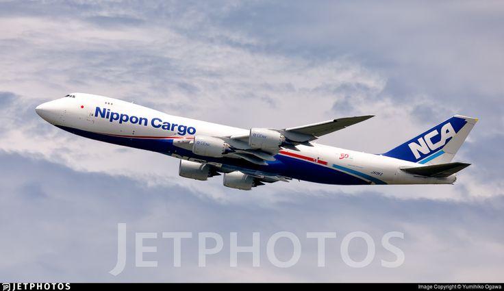 Photo of JA13KZ - Boeing 747-8KZF - Nippon Cargo Airlines (NCA)