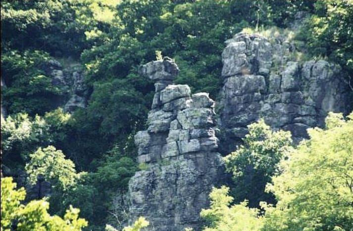 Klepáč, Horša, Slovensko
