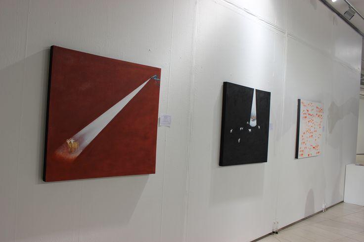Featuring artists: Zingisa Nkosinkulu, Unisa Space Art Gallery, Unisa Masters in Visual Arts Student Exhibition 2015