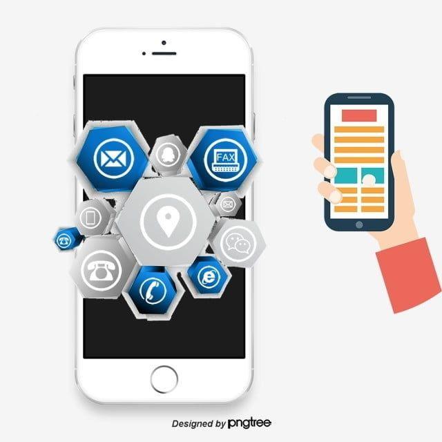 Dibujos Animados Usando Telefonos Moviles Imagenes Predisenadas De Telefono Movil Vector Movil Usando Telefonos Celulares Png Y Psd Para Descargar Gratis P Telefono Movil Telefonos Celulares Dibujos Animados