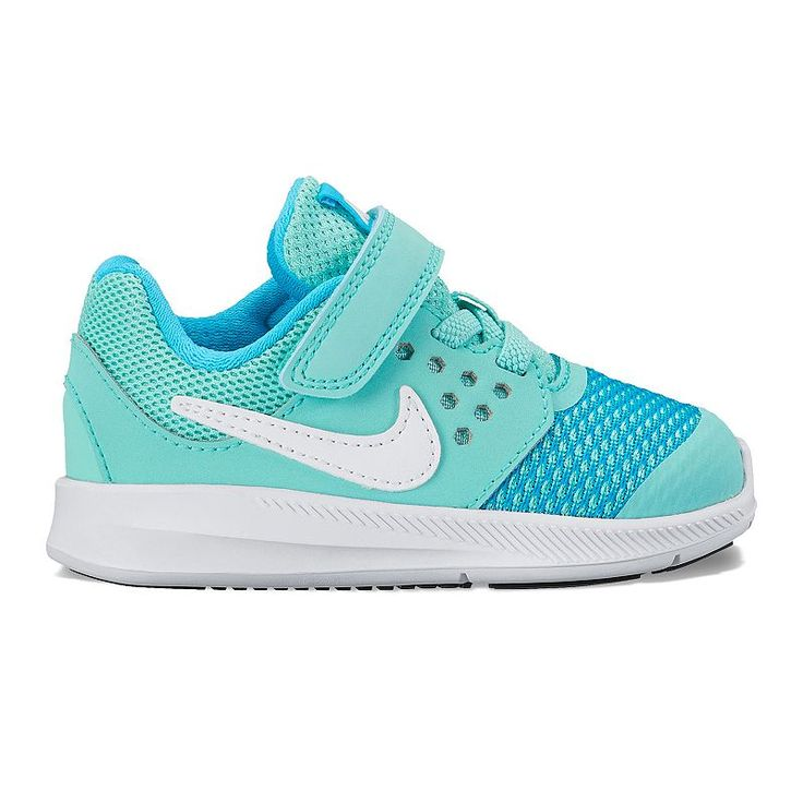 Nike Downshifter 7 Toddler Girls' Shoes, Girl's, Size: 10 T, Dark Green