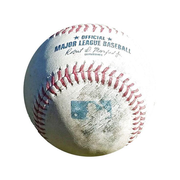 2016 Philadelphia Phillies Game-Used Baseball vs. Washington Nationals - $39.99