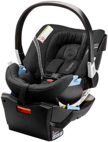 Cybex Aton 2 Infant Car Seat - Charcoal