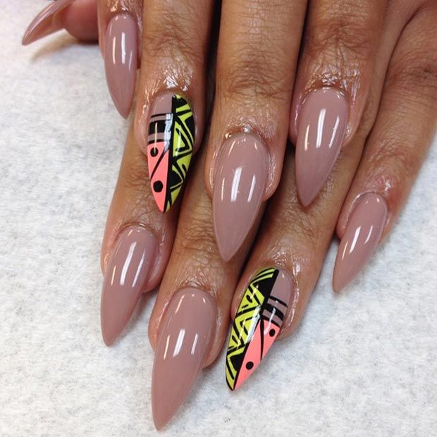 Best 25 stiletto nail designs ideas on pinterest stiletto nails best 25 stiletto nail designs ideas on pinterest stiletto nails black gold nails and sparkle acrylic nails prinsesfo Images