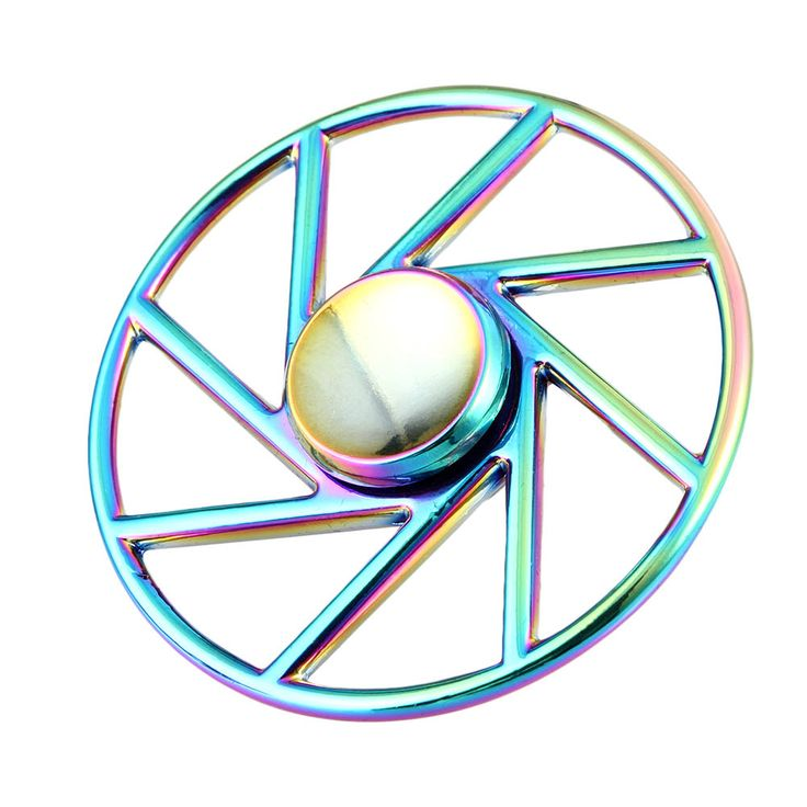 Like and Share if you want this  Colourful Round Rainbow Wheel Fidget Spinner   Tag a friend who would love this!   FREE Shipping Worldwide   Buy one here---> https://zagasgadgets.com/colorful-round-rainbow-wheel-edc-fidget-spinner-metal-hand-spinner-for-autism-and-adhd-stress-relief-toy/