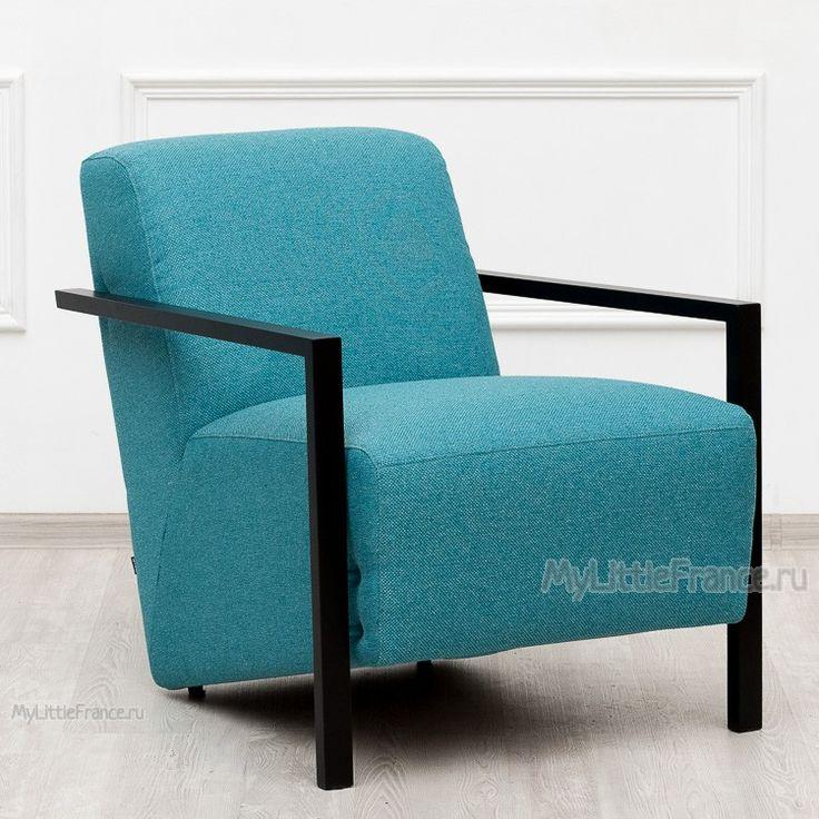 Кресло ALLAN - Интерьерные кресла - Кресла - Диваны и Кресла My Little France