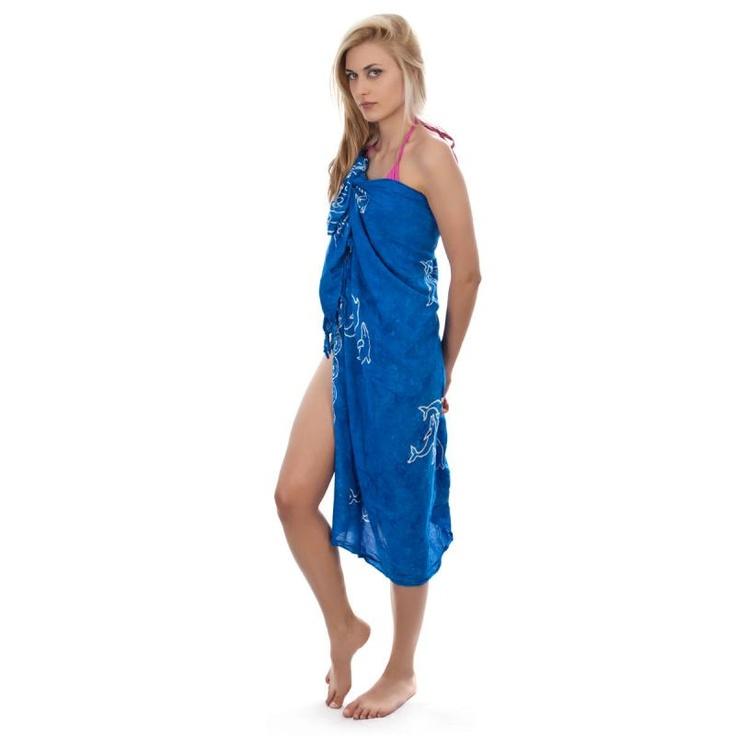 Παρεό Γυναικείο Senza Blue - BeMine.gr