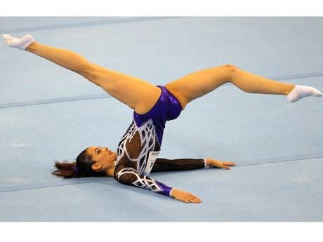 Muslim gymnast Farah Ann Abdul Hadi criticised for 'revealing' leotard worn in double-gold win – but her supporters are out in force