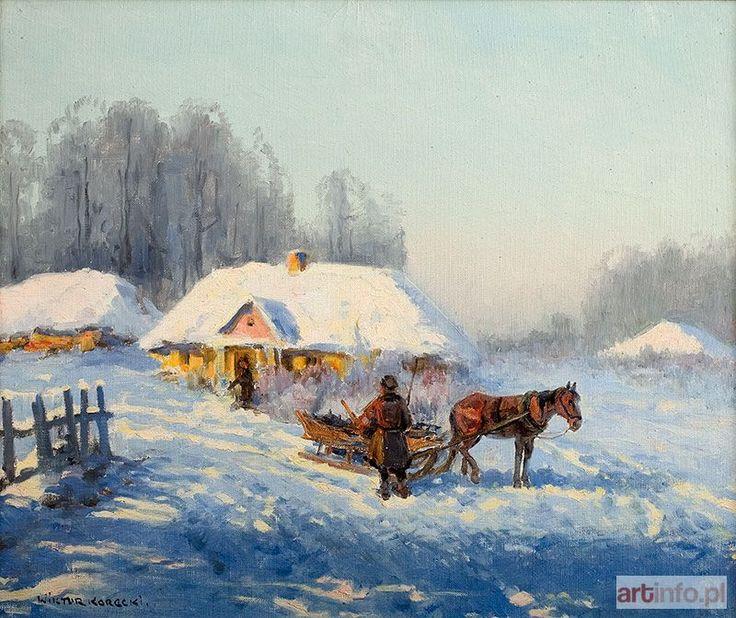 Wiktor KORECKI ● Zima ●