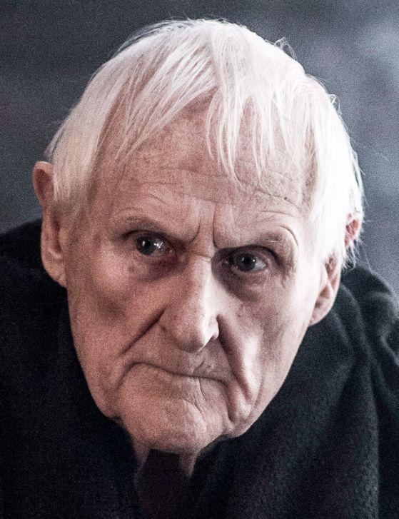 † Peter Vaughan(93) 06-12-2016 De Britse acteur Peter Vaughan is dinsdag op 93-jarige leeftijd overleden. Sinds 2011 speelde hij de rol van Maester Aemon in de HBO-serie Game of Thrones.  https://youtu.be/iu_Kk3uEfzw