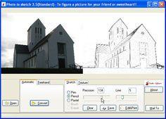 PC Astuces - Transformer une photo en dessin