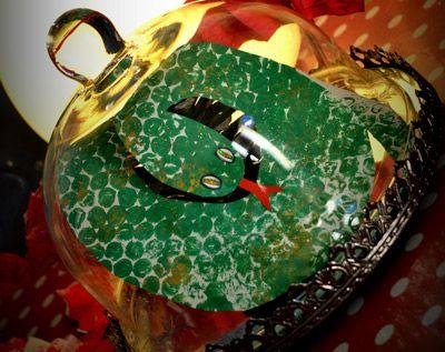 Nouvel an chinois: un serpent créatif et quelques idées pour faire la fête | Les Ptits Mwana