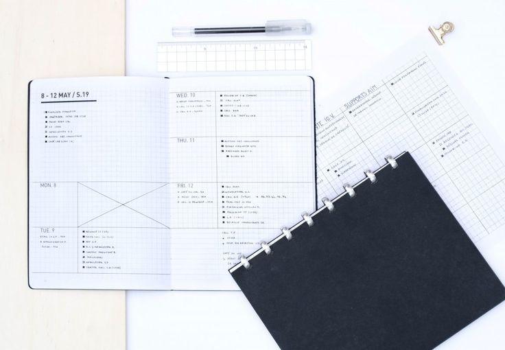 Utiliser un bullet journal au travail a beaucoup changer ma manière de travailler. C'est un outil simple qui malgré ses limites, offre de nombreux avantages
