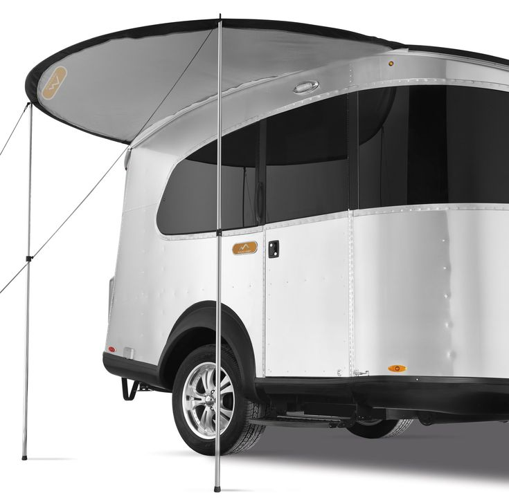 Dwell - Airstream's Basecamp Is a Lightweight Trailer Stuffed With Smart Travel Solutions