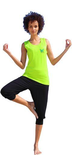 AWG Mode | Damen Sport-Tank-Top aus hochwertiger Jersey-Qualität | Online-Shop