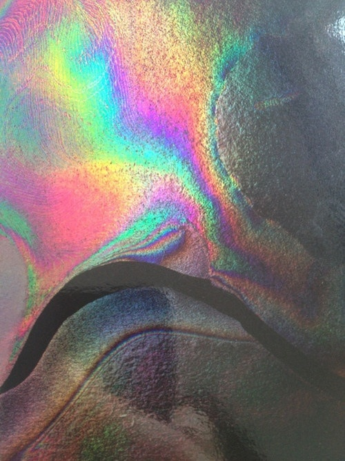 iridescent | mother-of-pearl | gleaming | shimmering ...