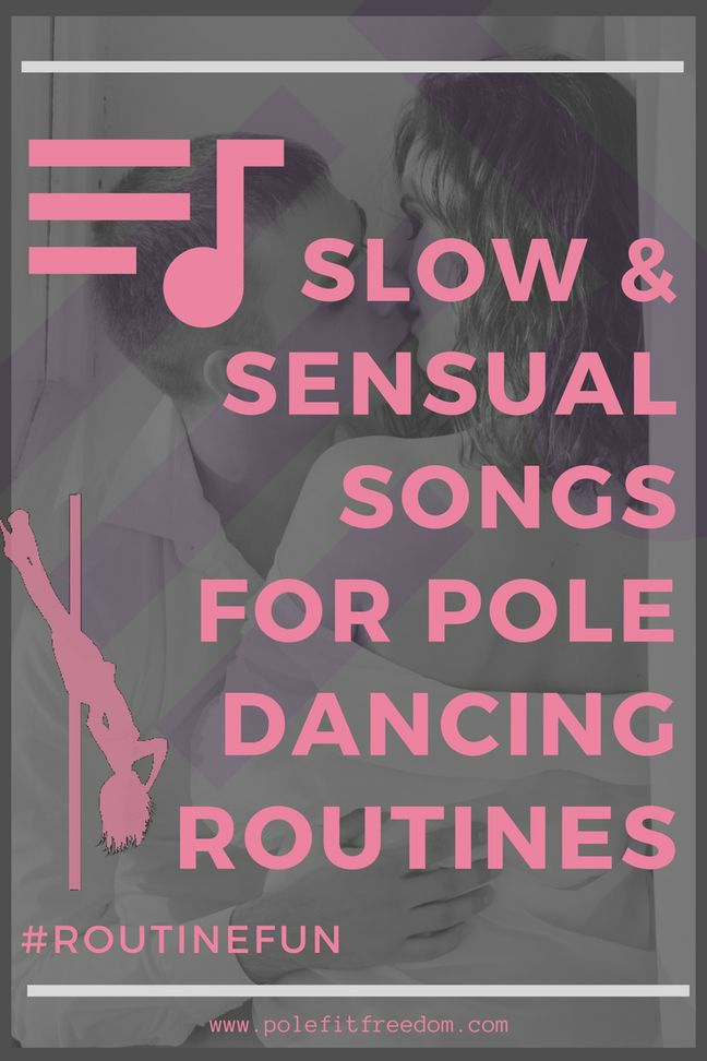 Sexy Songs for Pole Dance routines - Valentine's Day striptease #poledance #fitness #valentinesday