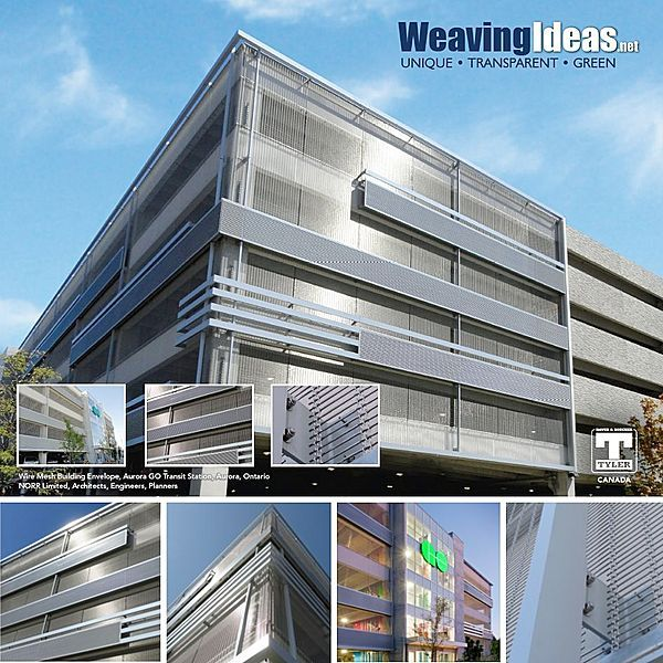 Garage Design Architecture: 64 Best Parking Garages With Architectural Mesh Images On