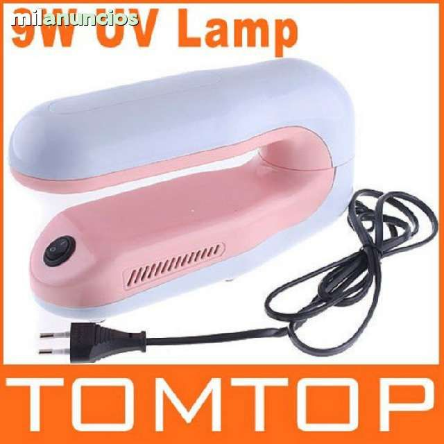 . Lampara Secador de u�as Nails Gel UV Light  Entrega en mano . Contactar por email 22�