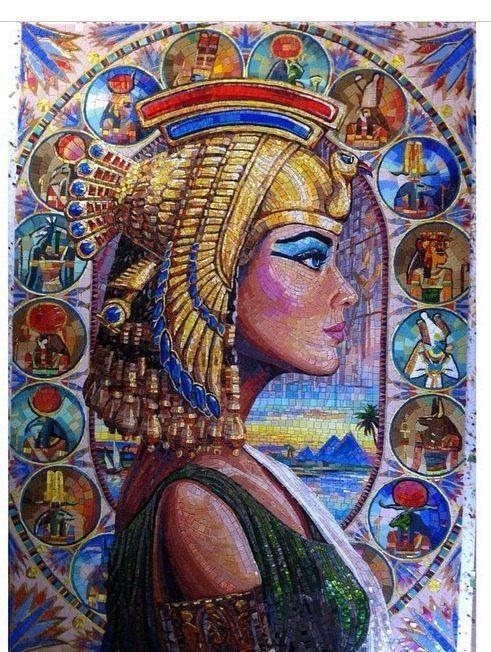 Cleopatra?