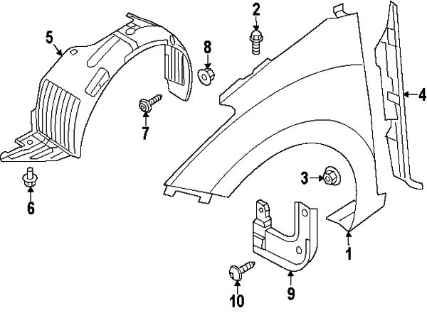 2014 hyundai elantra rear bumper parts diagram  hyundai
