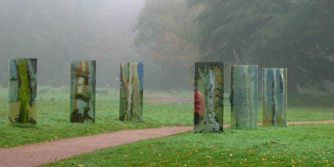 Carole Waller, Glass