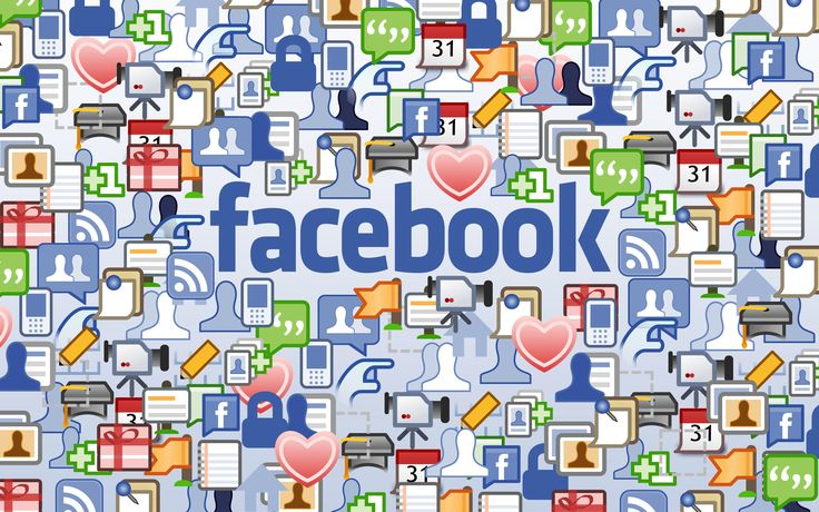 Facebook Wide - Hd Wallpapers (High Definition) | 100% HD Quality ...