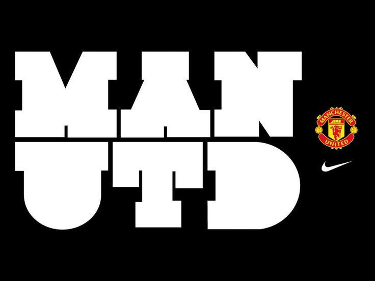 Manchester united wallpaper black