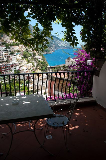 Room with a View Almafi coast, Italy