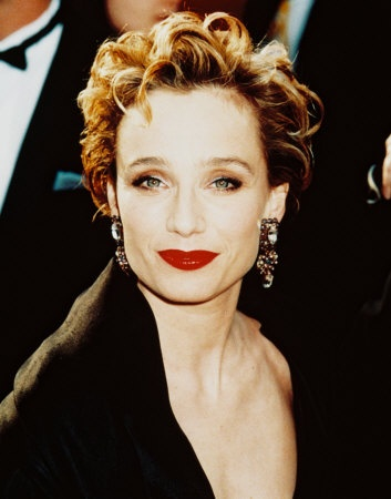 I wouldn't have minded being Kristin Scott-Thomas in another life. Love her style.