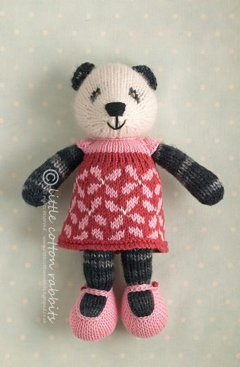Another great goodie from Little Cotton Rabbits Shop=sooooooo cute!