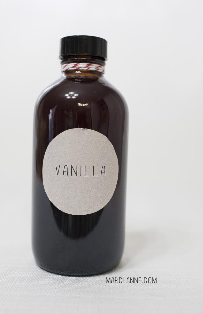 DIY Vanilla Extract