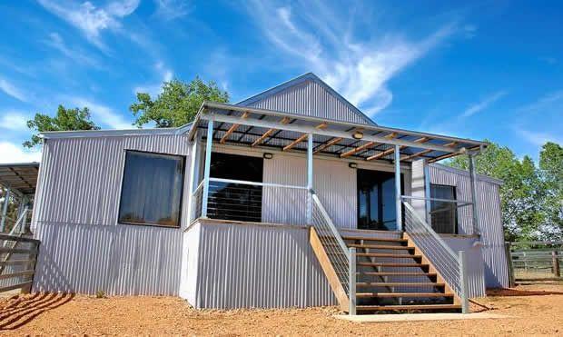 shearing shed refit as accommodation $240 / night