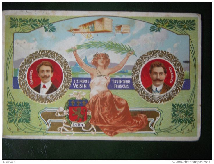 FRANCE CELEBRITY 1915 AVIATION-AIR BUS-CONCORDE HISTORY - Delcampe.it