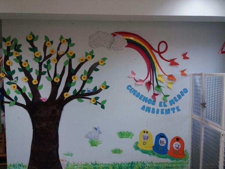 Mural sala junto a fran