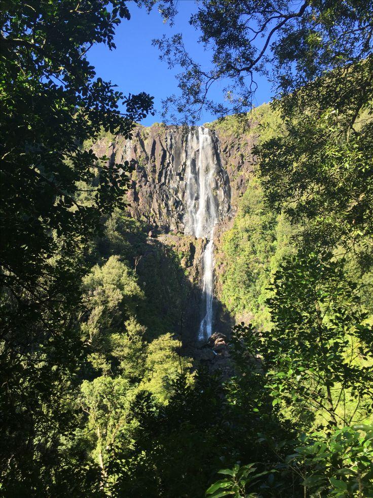 Wairere falls, Waikato