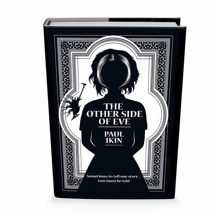 The Other Side of Eve by Paul Ikin  Hardcover, Book Cover