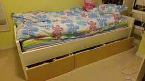 Best 25 Ikea Twin Bed Ideas On Pinterest Twin Unit