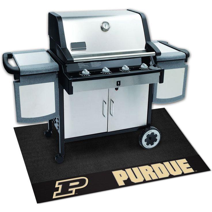 Purdue Boilermakers BBQ Grill Mat