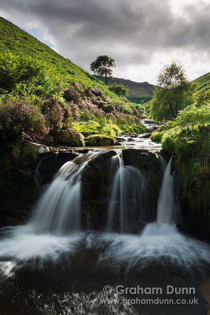 Fairbrook Waterfall .....